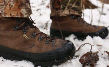 chaussures de survie