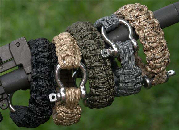 Fabriquer bracelet homme corde